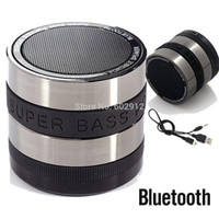 Wholesale Mini Portable Subwoofer Woofer Wireless Bluetooth Speaker Loudspeakers Altavoces Altavoz Parlantes Enceinte w FM Radio Handfree