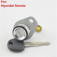 auto key lock box - for OEM The Tail Box Lock Cylinder Auto Door Lock Cylinder for Hyundai Sonata with key M119