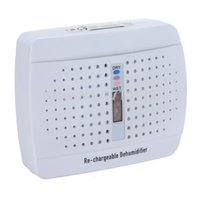 Wholesale Brand New Renewable Wireless Mini Desiccant Dehumidifier Non toxic Absorb Moisture ZX