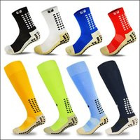 Wholesale Mid calf Cotton Football Sock Calcetin de futbol Meias Calcetines Bale sox Sport socks Anti Slip Soccer Socks As same as The Tursox