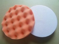 Wholesale For Auto Beauty waxing sealing glaze inches mm self adhesive wave sponge ball polishing buff