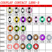 animal lens case - and LENS CASE HOLLYWOOD zombia and demon color soft contact lenses movie show special effcet contact