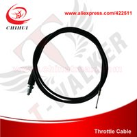 accelerator cables - mm Gas Scooter Throttle Cable Accelerator Cable Gas Scooter Spare Parts