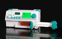 Wholesale Quality Guaranteed Medical Infusion Pump Human Veterinay vet Injection Syringe Pump HD LCD Display Multi language KVO