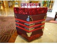 accordion button - DHL Hexagonal accordion key button bandoneon violin qin package