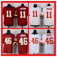 21 - 2015 Dropshipping Men s American Football Jerseys Redskins DeSean Jackson Alfred Morris Sean Taylor Accept Mix Order