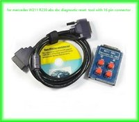 Wholesale for mercedes W211 R230 abs sbc diagnostic reset tool with pin connector