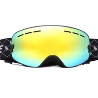 best anti fog ski goggles - Best selling kids ski goggles Be nice SNOW with UV proof dual layer anti fog and colorful lens