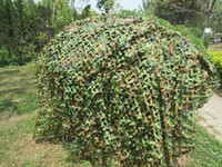 Wholesale A29 Netting x3m Hunting Camping Military Camouflage Net Woodlands Leaves Camo