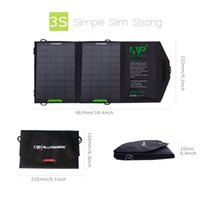 best iphone solar charger - 8W Foldable Solar Charger Best Quility Panel with iSolar Technology for iPhone Samsung Blackberry ipod and Other USB Compatible Devices
