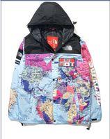 designer mens clothing - Men s Windbreaker Jacket M Reflective Coat New Autumn and Winter Mens Designer Clothes Hip hop fashion men s jacket