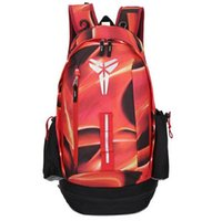 Wholesale KOBE Nylon Men Backpacks Basketball Bag Sport Backpack School Bag For Teenager Outdoor Travel Backpack Sac A Dos Marque Mochila