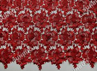 Wholesale High Grade Cotton cord lace fabric chemical African guipure lace Swiss lace fabric With beautiful appliques yards pc