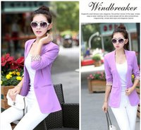 Wholesale 2015 the spring and autumn period and the new small suit women coat ms han edition cultivate one s morality leisure suit tide