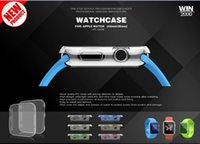 Wholesale For Iwatch Cases Color Ultra Thin Apple Watch Case Clear PC Cover For Apple Watch mm mm Iwatch Without Retail Package