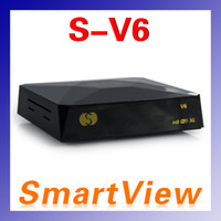 Cheap Receivers S-V6 Best DVB-S black openbox V6S