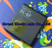 Cheap For Nokia bl-6f replacement battery Best   bl-6f lithium battery