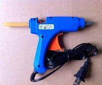 accessories glue guns - Retail Piece W Glue Gun For Hair Extensions Tools cm Glue Sticks Professional Hair Accessories TOP QUALITY HOT SALE