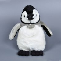 big feet video - Retail cm Happy Feet Penguin Stuffed Toy Cartoon Animal Plush Dolls Anime Penguin Stuffed Dolls Hot Toys For Children Birthday Gift