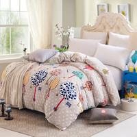Wholesale Flannel fleece fabric duvet cover cm cm cm cm Comforter Case winter soft quilt cover