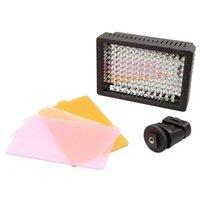 Wholesale HD LED Video Lamp Camera Light Lighting for Canon Nikon Pentax Olympus DSLR