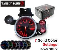 Wholesale Tansky Universal Meter Gauge colors settings mm Defi Link Meter Racer Gauge Tachometer color setting TK GA375DI C