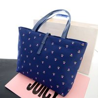flower handbags - 2016 Autumn New pattern Europe and America fashion fashion canvas Belt buckle single shoulder Handbag Zero purse woman package
