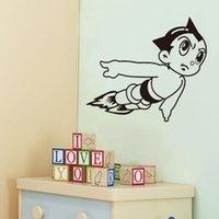astro boy stickers - New Astro Boy Boys Room personality kindergarten children s room wall stickers