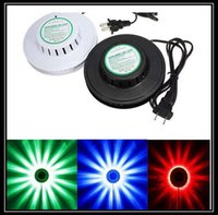 auto leds lights - black white Sunflower LED Light Magic Colors LEDs auto Voice Activated LED RGB Stage Light for Disco Stage home party