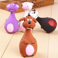 accessories for toy dogs - 10pcs wholeasle new pets toys good for dogs cats Manufacturers spot pet supplies pet sound toys vent toys Dog Accessories