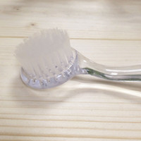 Wholesale New Exfoliating Facial Useful Face skin Care cleaner Cleaning Wash Cap Soft Bristle Brush Scrub