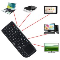 Wholesale New G Wireless Keyboard Air Mouse Touchpad for PC Notebook Smart TV