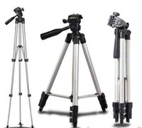 Wholesale Universal Digital Portable Aluminum Standing Tripod Mount for Camera Camcorder