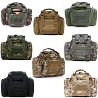 Wholesale Sea Carp Fly Camouflage Tackle Bag Outdoor Waist Rucksacks Carry Case Multi functional Man Woman Outdoor Traveling Bag