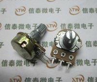 amp handle - Single potentiometer B10K amp potentiometer handles type b MM