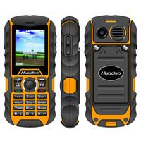 arabic people - Original Huadoo H1 IP68 Waterproof Shockproof Dustproof Mobile phone For Senior people Dual SIM Cell Phone mAH MP ZUG S