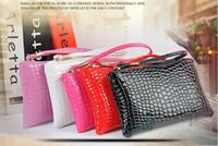 Support de sac Mode féminine Porte-monnaie Mini sac à main Lady embrayage en cuir plier petite poche pour iPhone gros 6 Plus 5s 5C 4S