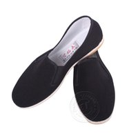 Gym beijing kung fu - China Beijing Cloth Shoes New Fashion Breathable Comfort Durable Bruce Lee s Kung Fu Shoes HOT Shoes