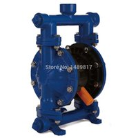 Wholesale QBY3 Cast steel GPM PSI inch Pneumatic Double Diaphragm Pump