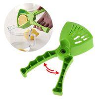 Wholesale Kitchen Fruit Press - Home Hand Fruit Vegetable Tools Kitchen Citrus Orange Lemon Manual Fruit Juicer Hand Press Squeezer PTCT