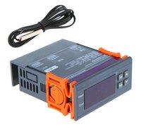 Wholesale 200 V Digital LCD Thermostat Regulator Temperature Controller Thermocouple