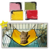 Wholesale Dog Cat Hammock Pet Supplies Cat Bed Mats Resting Seat Washable Cover Pet Bed Cousin Large cm x cm HT0013 Smileseller