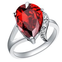 Cheap 925 Sterling Silver Ring Best Sparkling Element CZ