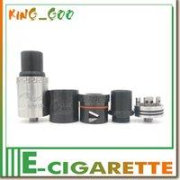 Precio de Nube rda champ-1: 1 de la nube Champ clon RDA atomizador atomizador bricolaje goteo rebuidable VS dogo x RDA atomizador para el cigarrillo e cig Mods mecánico