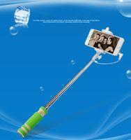 Wholesale Monopod Limited Selfi Wire Rod Self Folding Mini Fashionista New High end Artifact Generation Of Customized Gifts Telescopic