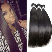 Peruvian Hair beauty weave extensions - 2016 A Remy Human Hair Qualified Softest And Smoothest Peruvian Virgin Straight Human Hair Weaves Extensions Hot Beauty Hair