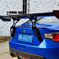 Wholesale Fit for Toyota BRZ GREEDY carbon fiber rear wing with carbon fiber rear spoiler wing