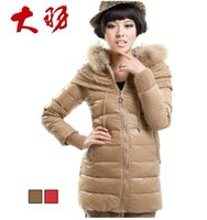 Cheap casaco feminino inverno 2014 Parkas winter coat women down jacket overcoat manteau women Desigual Clothing coat Duck down-jacket