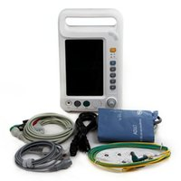 Wholesale 100 High Quality quot TFT display Parameter Patient Monitor Suitable for adult pediatrics and neonate patients