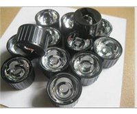 Wholesale High Quality x Degrees LED Lenses for W W W Hight Power LED with Holder